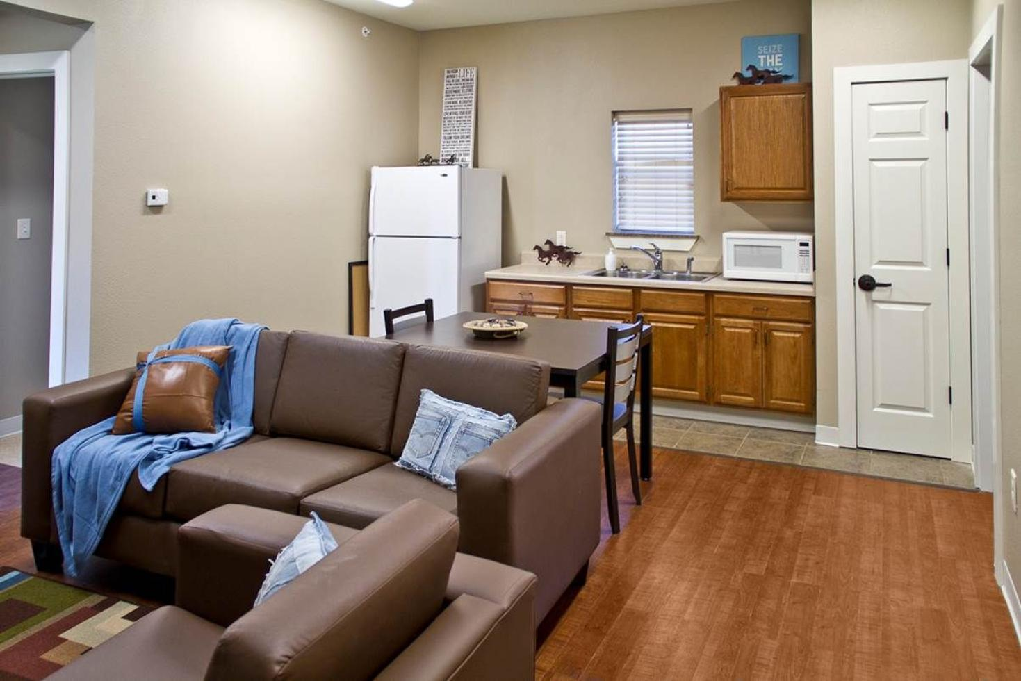 Eastern Oklahoma State College Student Housing